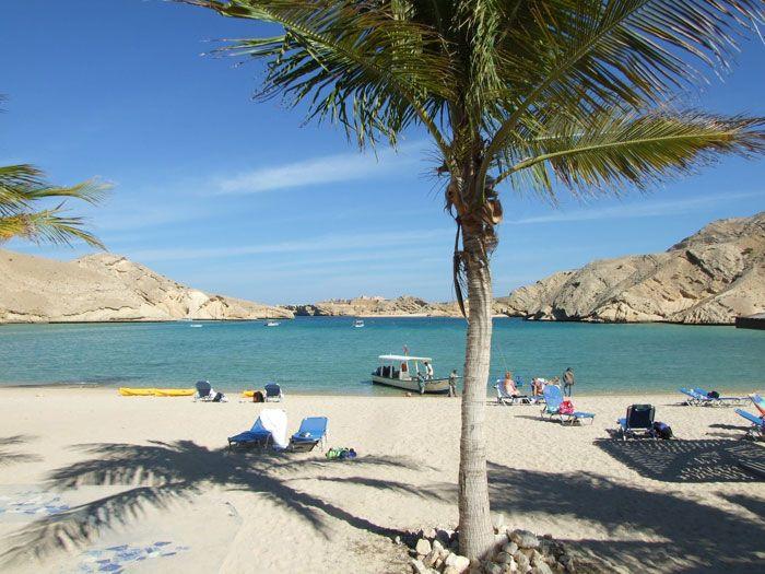 Qurum Beach Resort Muscat