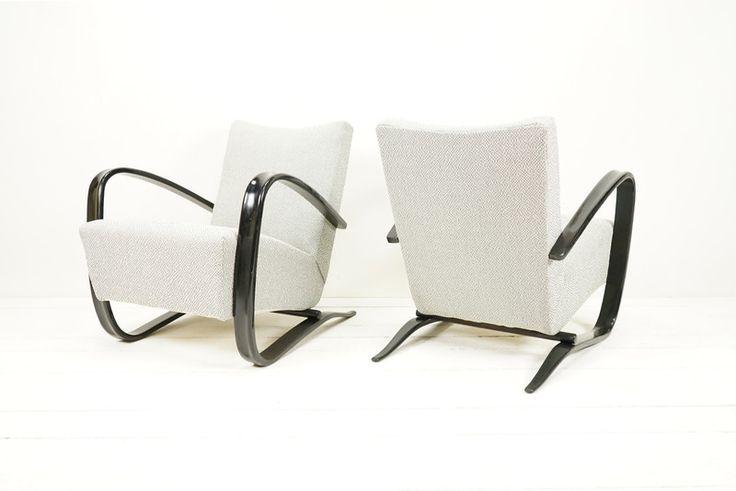 Vintage Sessel - SESSEL HALABALA H269 COLLINE BY KVADRAT 2er Set - ein Designerstück von ferdinand-christall bei DaWanda