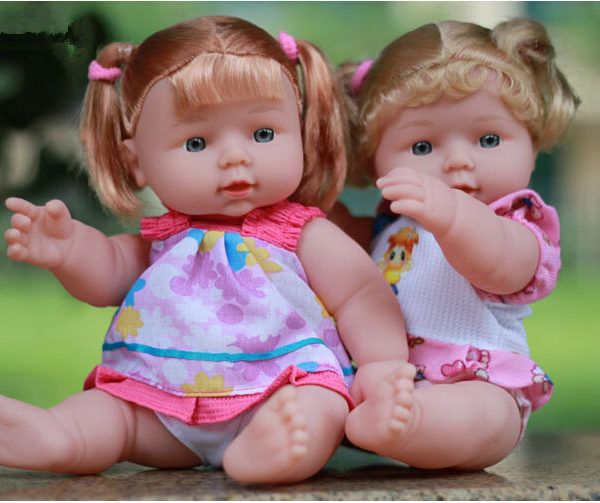 Soft Vinyl Silicone Doll Like Newborn Baby handmade. All the dolls will be quality test passed and Hand-Made with soft vinyl silicone material.