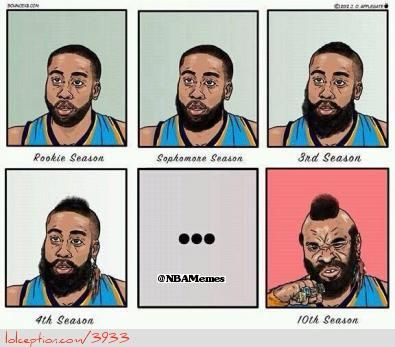 James Harden over the years! - http://weheartmiamiheat.com/james-harden-over-the-years/