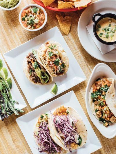 Favorite place for tacos Taqueria Corona