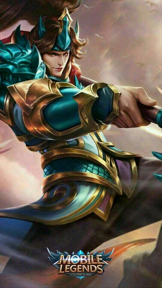 Sawah Wallpaper Wallpaper Mobile Legend Zilong
