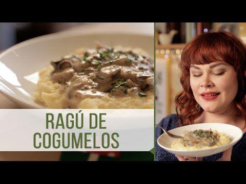 A maioria das receitas com ragu são feitas com linguiça, mas esses dias experimentei essa de cogumelos e me apaixonei! Dá um likezinho no vídeo, por favor! M...