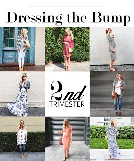 DRESSING THE BUMP SERIES: WHAT TO WEAR DURING YOUR THIRD TRIMESTER - Elle Apparel by Leanne Barlow
