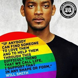 Inspiration by Will Smith
