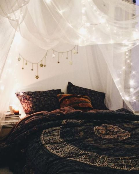 String Lights For Bedroom Urban Outfitters : 25+ Best Ideas about Canopies on Pinterest Canopy for bed, Canopy beds for girls and Girls ...