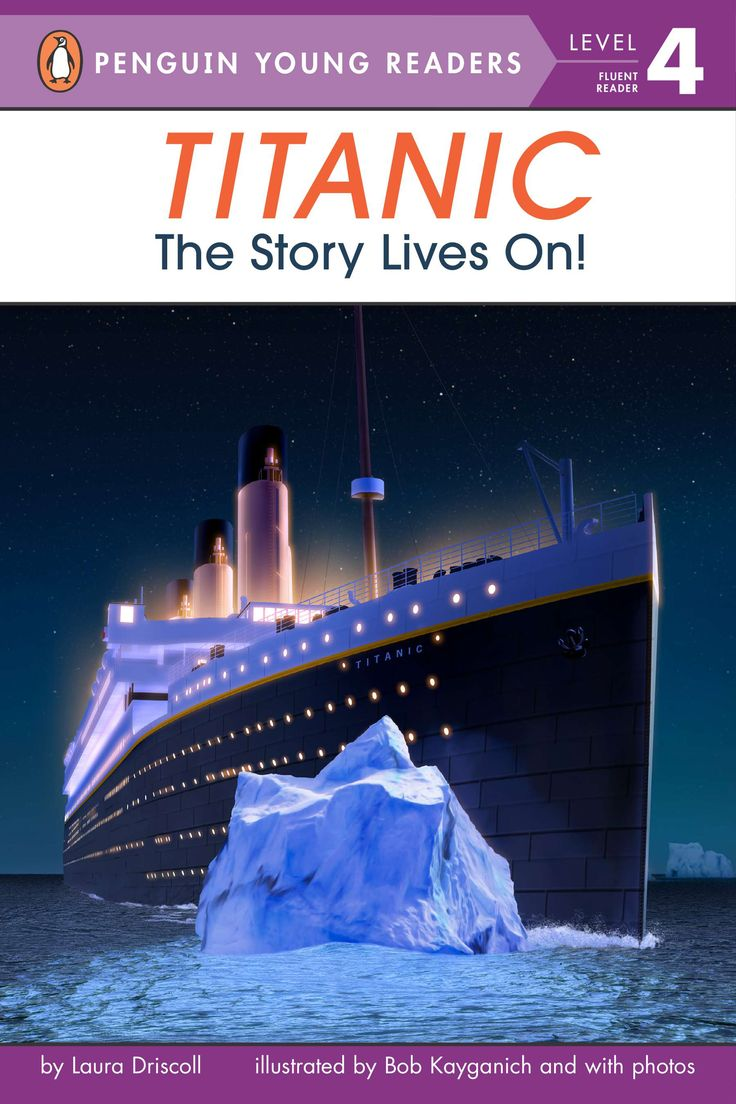 Discover the secrets of the Titanic 100 years after the sinking. Learn all about the search for the Titanic's wreckage in this Level 3 reader featuring photographs of the ship's remains, as well as full-color artwork.