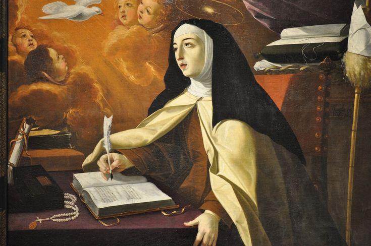 St teresa of avila essay