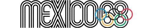 1968 Città del Messico - XIX Olympic Summer Games