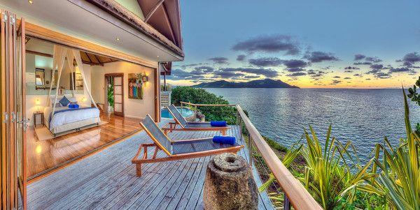 Whitney Port & Tim Rosenman; Fiji - Celebrity-Approved Honeymoon Destinations - Photos