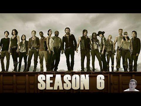 Walking dead season 6 release date in Australia