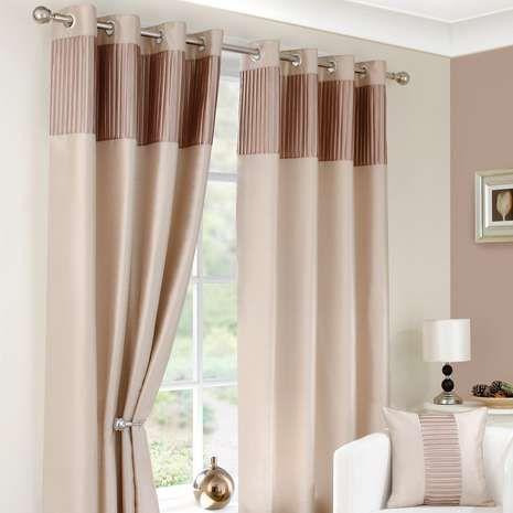 17 best Eyelet Curtains Ideas on Pinterest   Small eyelet curtains ...