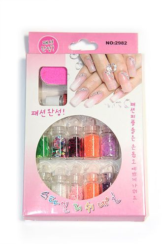 Make your nails perfect with our beautiful nail glitters!