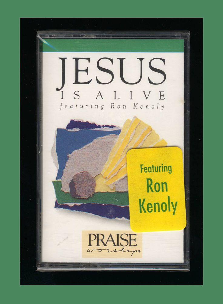 Hosanna! Music- Jesus is Alive (Cassette Tape 1989) * NEW SEALED * Ron Kenoly #ChristianGospel
