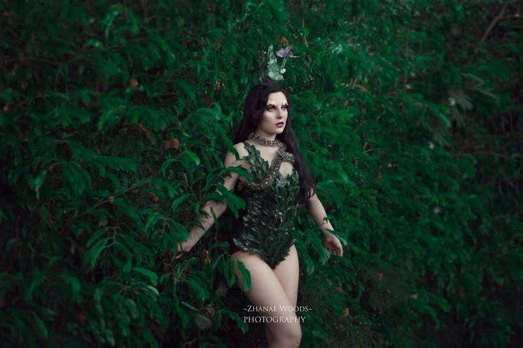 Rise of the Guardians of Mother Nature • Part Eight • Growth  Makeup by Ella Lloyd - Hair by Megan Beverly - model : Lucy Luxe - outfit and photo by Zhanae Woods Photography•
