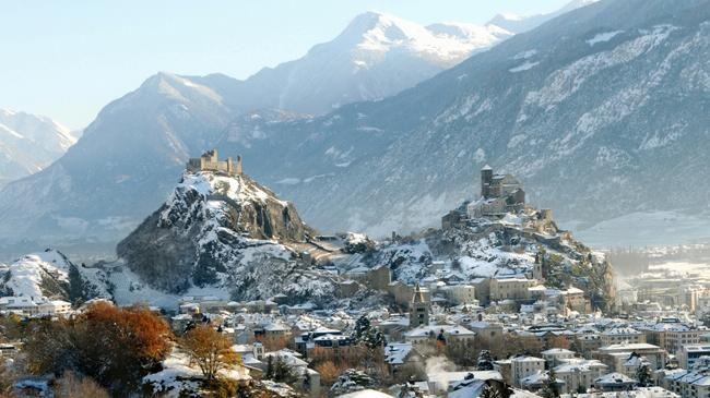 Sion/Sitten - Suisse Tourisme