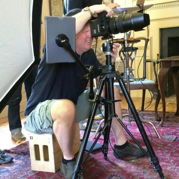 Behind The Scenes With Pro Photographer James Quantz Jr. In Camden, SC At  The