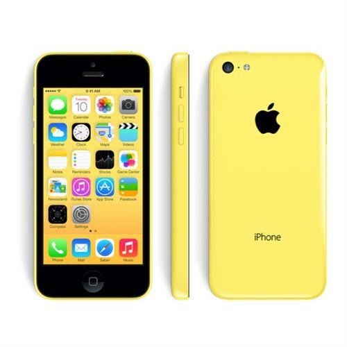 Pre-order Iphone 5C yellow 16G UNLOCKED mobile phone - FixShippingFee- - TopBuy.com.au