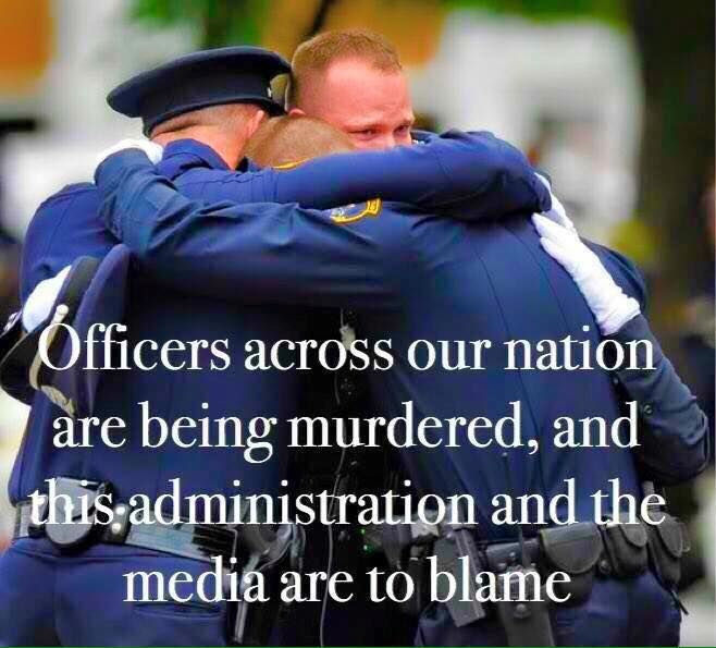 And those who decides to go on a manhunt, killing innocent Police!!!!