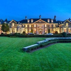 The #2 most expensive zip code in the country is Alpine, New Jersey. This 30,000 square-foot mansion featuring a 225-foot driveway is fit for American royalty.