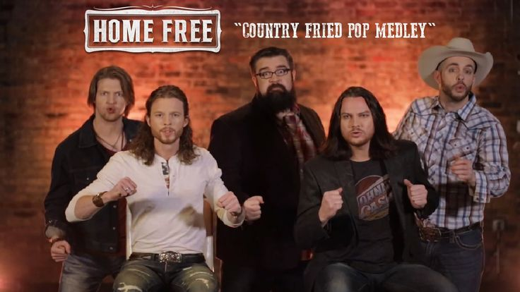 Home Free - Country Fried Pop Medley (17 Artists, 15 Songs, 1 Amazing Ma...
