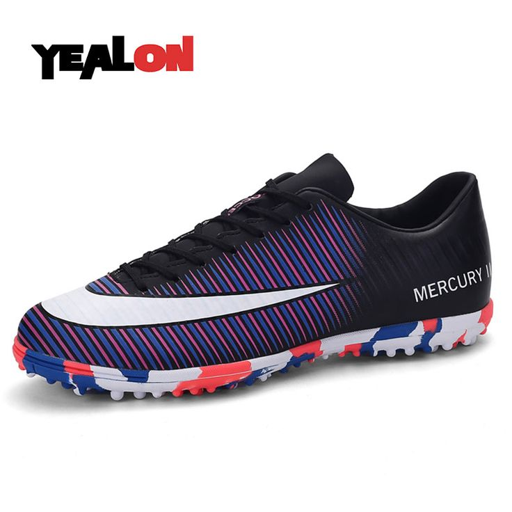 YEALON Man Soccer Shoes Superfly Chaussures Homme Cheap Soccer Cleats Indoor Soccer Shoes Superfly Football Boots Men Original