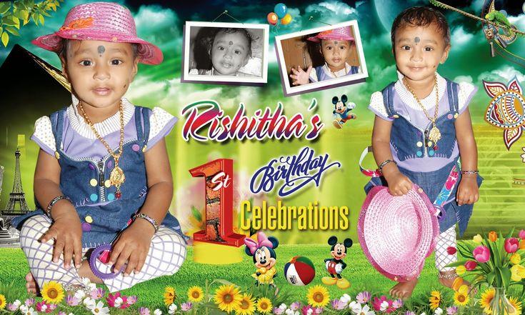 abhayaads: Birthday flex banner design image