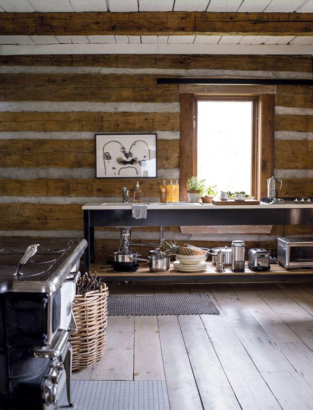 17 best images about maisons de campagne maison. Black Bedroom Furniture Sets. Home Design Ideas