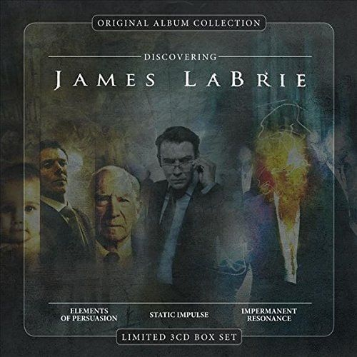 James Labrie - Original Album Collection-Discovering James Labrie, Red