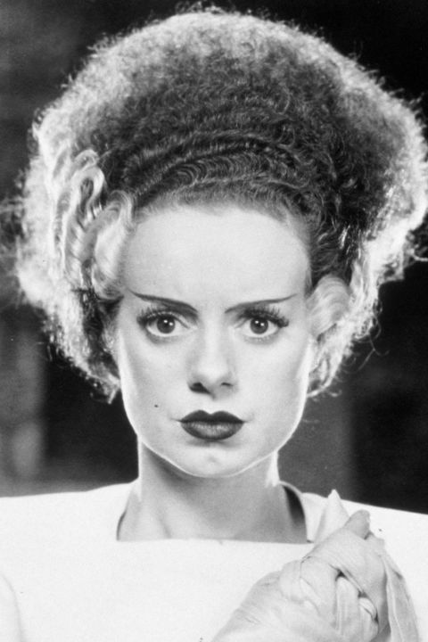 Creating a Hallowe'en disguise from top to toe can be very time-consuming, but the make-up can make or break a costume. Bazaar have got you covered with the hero products you need to create our favourite looks... The look Elsa Lanchester as Bride of Frankenstein Frankenstein (1935) Photograph: REX Images