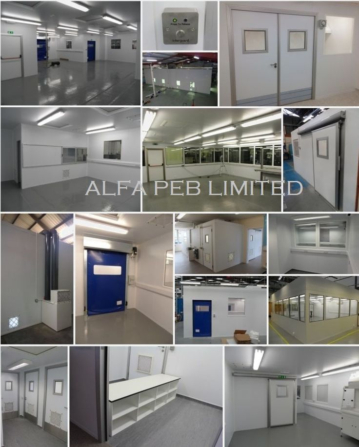 Alfa Peb Ltd offer a wide range of modular clean rooms suitable for a range of industries and environments. We have a standard range of systems available on a quick delivery and installation schedule.