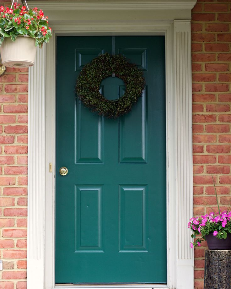 118 best Fabulous Paint Colors for Front Doors images on Pinterest ...
