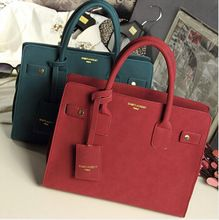 novas bolsas 2014 bolsas femininas mensageiro de alta qualidade cor sólida de cor doces Bolsas Femininas marcas de canais famosos(China (Mainland))