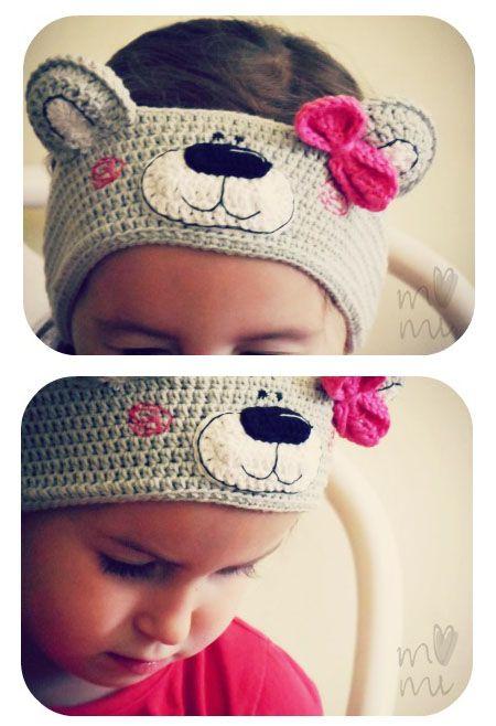 mama-mi. Child's headband.