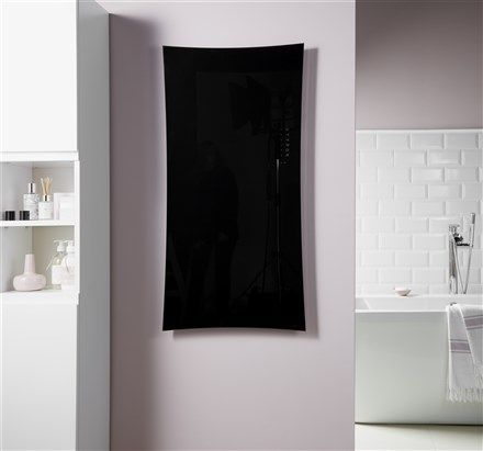 Towelrads Vetro Electric radiator is a high output, 100% green, frame-less glass radiator. Comes in a range of colours and 3 different styles. https://radiator-supplies.co.uk/product/towelrads-vetro-electric-star-design/