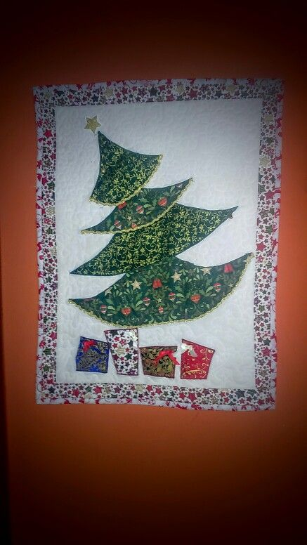 Karácsonyi falikép