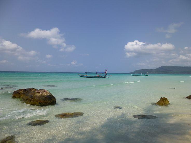 #Beach #KohRong #Cambodia #Kambodscha
