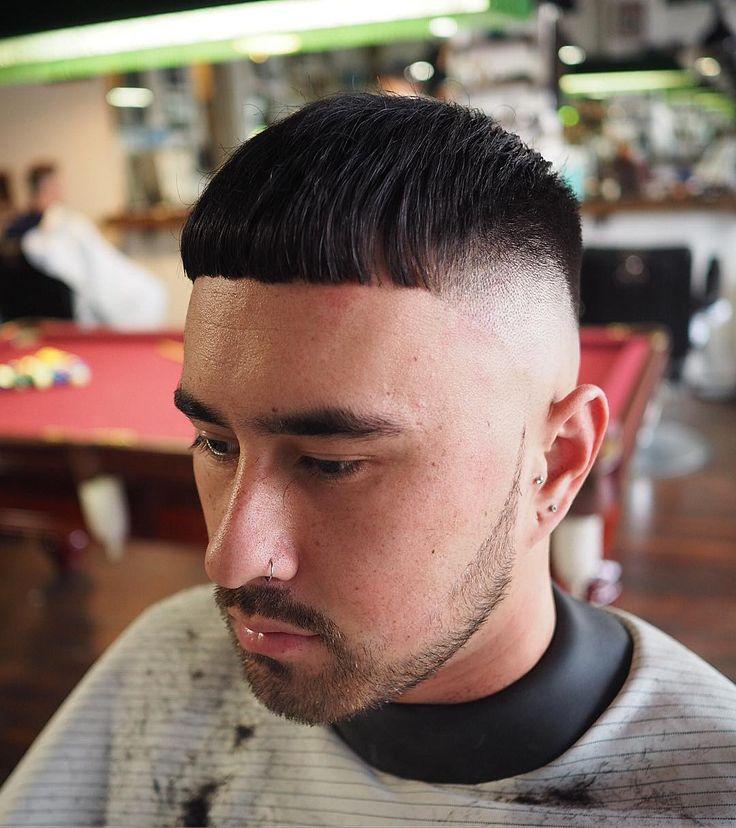 De 584 Bsta Military Haircut Bilderna P Pinterest Frisyrer