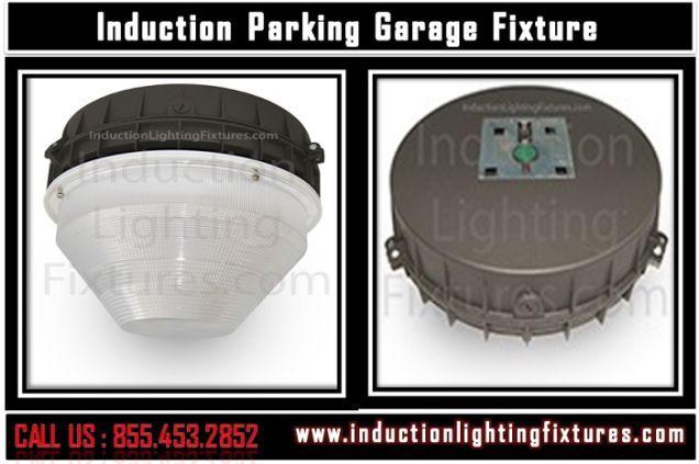 Discount on Induction Parking Garage Light Fixture Call: 855.453.2852