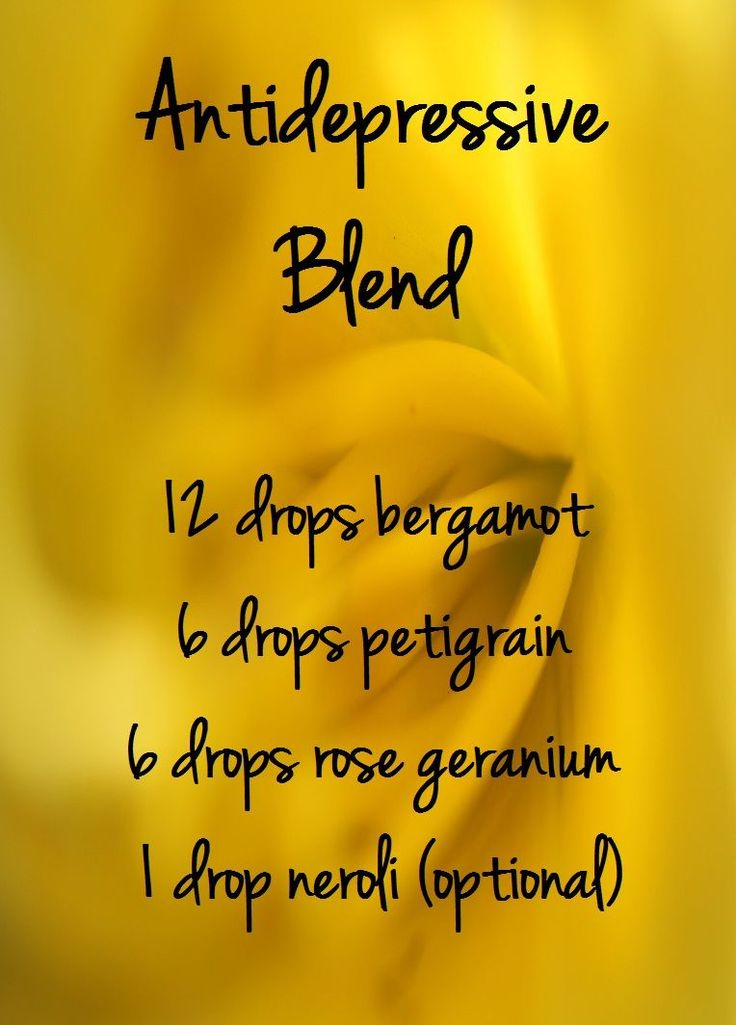 Struggling with depression?  Mix the Anti-depressive blend together in a glass jar (I like to use empty EO bottles that I save) and diffuse 4-6 drops.  You may also put in a 10 ML roller ball, top off with fractionated coconut oil and apply to the bottoms of your feet and over your heart.  Be careful with citrus oils, especially bergamot, with sun exposure.  They can make you photosensitive.  These oils can be purchased at www.mydoterra.com/kellyjanice