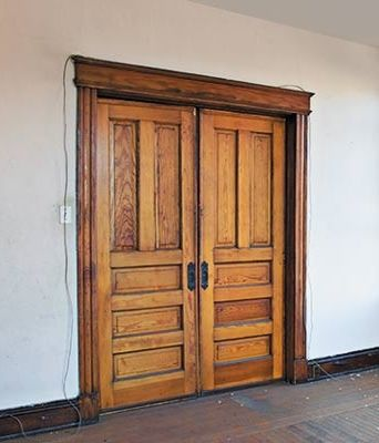 """What TOH Facebook fan Beth wants to bring back: """"Openings with double pocket doors between rooms instead of open floor plans. Modern homes have no way to block off noise or the mess of the family room from formal areas."""""""
