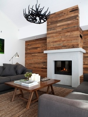 Top 25 best Wood feature walls ideas on Pinterest Feature walls