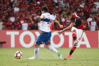 Blog Esportivo do Suíço: Flamengo vence Universidad Católica e assume liderança do grupo