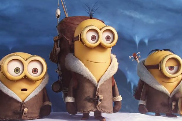 """Seeing how dumb and stupid they often are, I just couldn't imagine Minions being girls,"" the French filmmaker tells TheWrap"