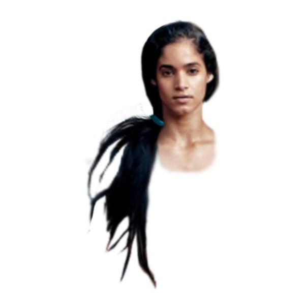 sofia boutella doll head Made by Littlegreendevil1991 ❤ liked on Polyvore