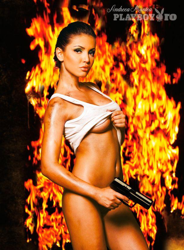 Andreea Mantea ne arată că Lara Croft nu e un moft [PICTORIAL INTEGRAL] poze