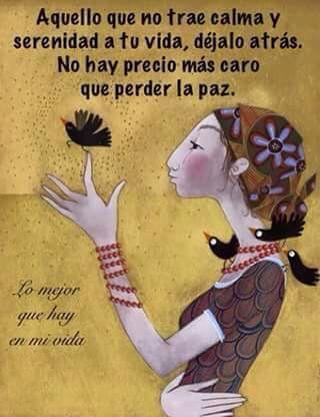 〽️ No hay precio más caro que perder La Paz.