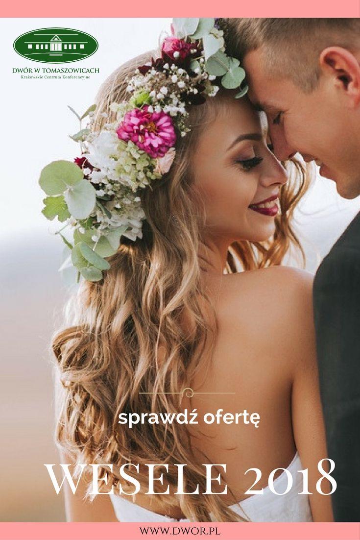 Planujesz wesele w 2018 roku? Nasza oferta organizacji przyjęcia weselnego jest już dostępna na stronie www!   ---------------  Do you want to organise your dreamy wedding venue in Tomaszowice Manor? Our wedding offer for 2018 is now available! Check our website and ask our Sales Department: imprezy@dwor.pl