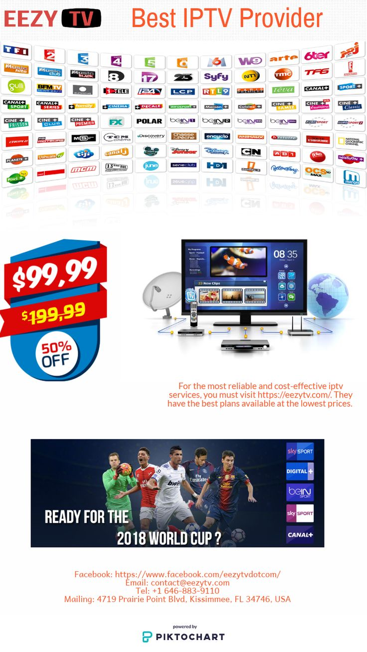 Pin by eezytv01 on Best IPTV Providers How