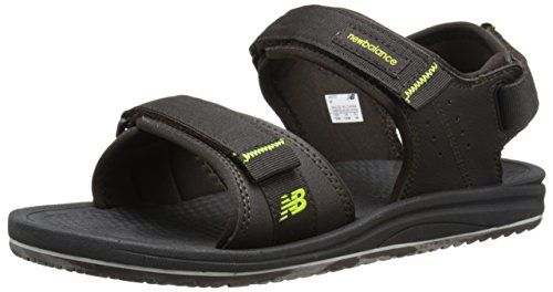 wow New Balance Men's PureAlign Rafter Sandal
